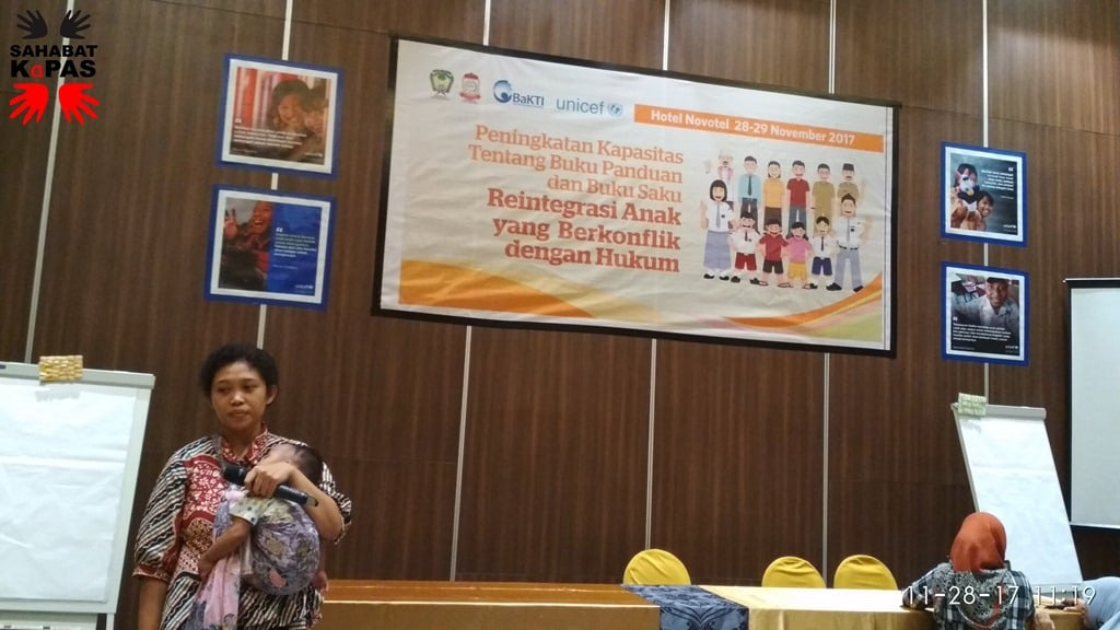 Echoing the Importance of The Psycho-social Approach to Child Conflict with The Law (AKH) to Makassar