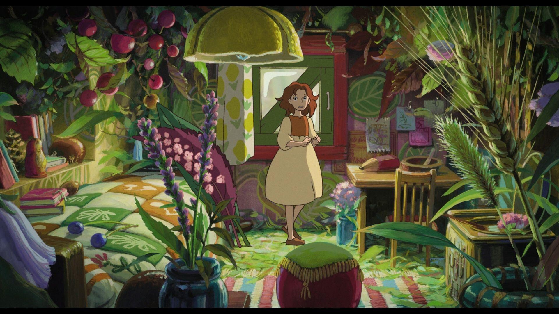 Dunia Rahasia Milik Arrietty: Merawat Imajinasi Anak
